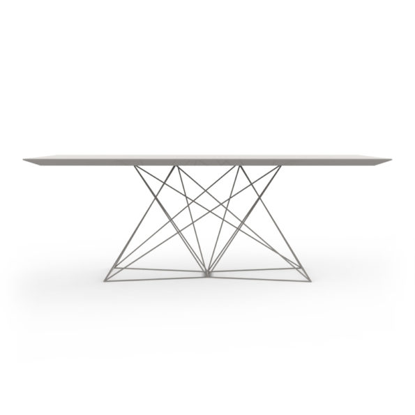 Faz table stainless